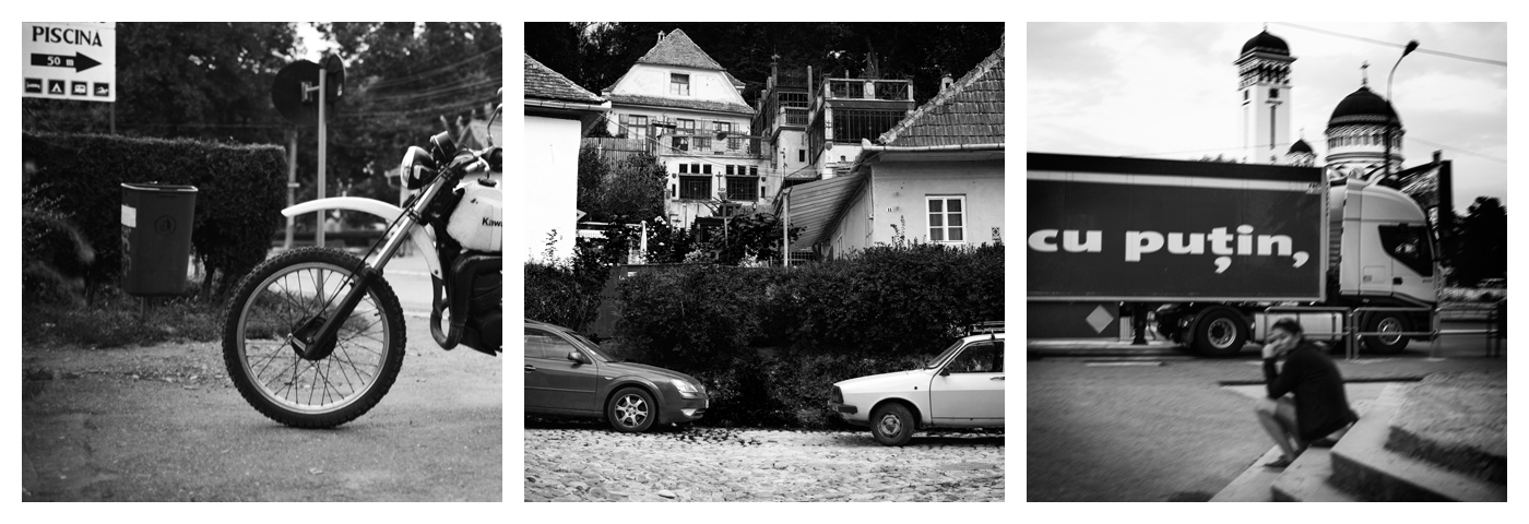 (in)semne, travel, black&white